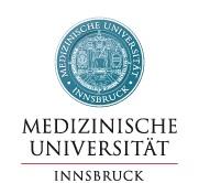 Logo Medizinische Universität Innsbruck